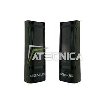 Coppia di fotocellule da esterno originali FAAC GENIUS VEGA 6100147 automazione