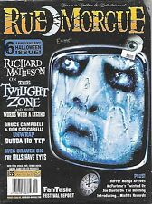 Rue Morgue No 35 - Twilight Zone - Bruce Campbell - Wes Craven - Halloween 2003