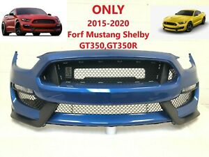 2015 2016 2017 2018 2019 2020 ford mustang Shelby GT350 (Cobra) front bumper #3
