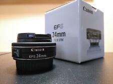 CANON EFS 24MM f/2.8 STM Pancake