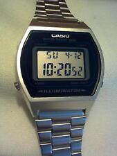 Orologio Casio B640wd-1avdf Luce Crono Timer Sveglia Calendario acciaio