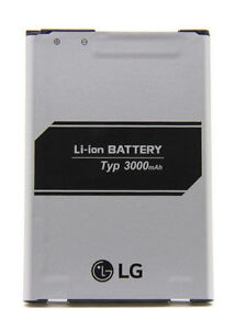 New OEM LG Rechargeable Li-ion Phone Battery 3.85V Typ 3000mAh / 11.6Wh BL-51YF