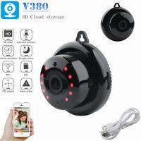 Mini Spy Camera Wireless Wifi IP Security Camcorder HD Night Vision DVR Kamera