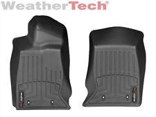 WeatherTech FloorLiner for Jaguar F-Type - 2014-2015 - 1st Row - Black