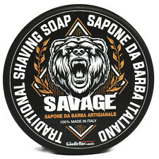 The Goodfellas Smile Savage Soft Shaving Soap Tub 100ml