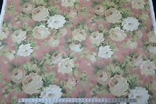 Sandown and Bourne Made in Lancaster England Lauren color 4 Floral Roses
