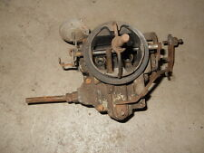 1967 Dodge A100 Van - Original Bendix Stromberg Model WW 2-Barrel Carburetor