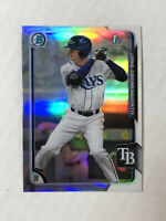 JAKE CRONENWORTH 2015 Bowman Chrome 1ST BOWMAN SP RC REFRACTOR! #197! INVEST NOW