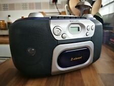 Philips AZ1110 CD, CASSETTE, RADIO Boom Box Personal Stereo BoomBox