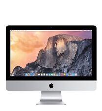"Apple iMac 21.5"" i5 QC 2.5GHz RAM 8GB HD 500GB Desktop  MC309LL/A(2011) A Grade"