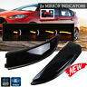 LED Dynamic Amber Turn Signal Side Mirror Indicator Lights For Ford Fiesta B-Max