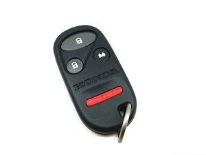 New Factory Genuine Honda Key Fob Remote Transmitter GL1800 Goldwing 01-10 #A234
