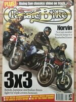 Classic Bike Magazine - January 1997 - Yamaha RD350, T160 v XS750 v Laverda 3CL