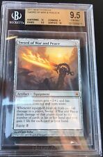 Sword of War and Peace - BGS 9.5 GEM MINT - New Phyrexia - MTG - Modern