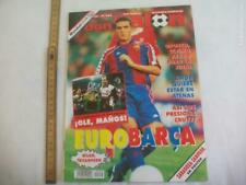 DON BALON. Nº 965. 1994. CON POSTER DEL ZARAGOZA CAMPEÓN. REVISTA DE FUTBOL