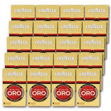 Lavazza Qualita Oro 20x250 Gramm  gemahlen, Preis inklusive Kaffeesteuer