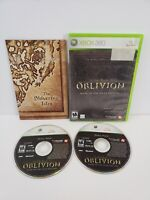 Elder Scrolls IV: Oblivion - Game of the Year Edition (Microsoft Xbox 360,2007)