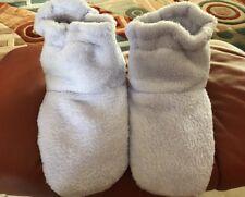 Lavender Foot Warmer Kit Heat Insert In Microwave, Lavender Soft Booties