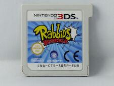 Rabbids Rumble für Nintendo 3DS/2DS - Modul - Guter Zustand - BLITZVERSAND