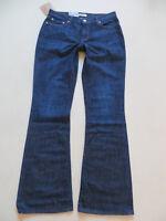 Levi's 529 Damen Jeans Hose W 33 /L 34 NEU ! Bootcut Stretch Denim, Schlaghose !