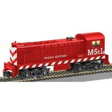 S scale Lionel Minneapolis & St Louis MStL Baldwin Diesel Switcher Engine #48165