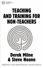 Teaching and Training for Non-Teachers (Personal and Professional Development)
