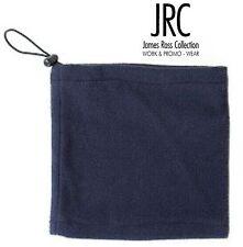 JAMES ROSS paracollo scaldacollo PILE antipilling necker BLU NAVY + 7 colori JRC