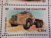 FRANCE 2003, timbre 3615, VOITURES, VEHICULE, CAMION, neuf**, CARS, VF MNH