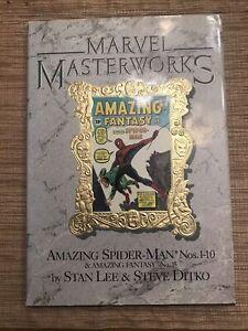 Marvel Masterworks  Amazing Spider-Man Variant Edition Volume 1