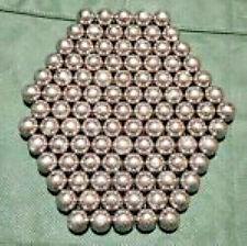 50 Count Pack Round Lead .490 Diameter Balls