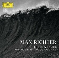 Max Richter - Three Worlds: Music from Woolf Works [New CD] Ltd Ed