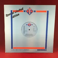"DONNA SUMMER Back In Love Again 1977 UK 12"" vinyl single EXCELLENT CONDITION"