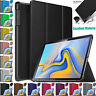 "Smart Magnetic Stand Leather Case Cover For Samsung Galaxy Tab A 10.5"" T590 T595"