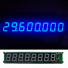 0.1-60MHz 20MHz~ 2.4GHz RF Singal Frequency Counter Tester LED Meter Ham Radio B