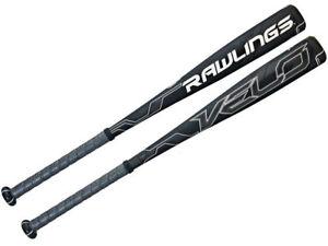 Rawlings SLRVEL 30/20 Velo Big Barrel Senior League USSSA Youth Baseball Bat
