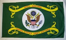 United States Army Retired Flag 3' X 5' Indoor Outdoor Licensed Banner