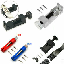 Watch Strap Band Adjuster Shorter Repair Extractor Tool Link Pins Remover Tools