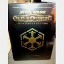 PC Star Wars The Old Republic Collector's Edition Game (in SteelBook Case)