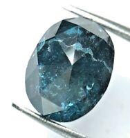 100/% Natural Diamond Oval Shape Full Cut Diamond salt and Pepper Diamond Sell On at good Price Sb-16 Wt-0.96ct,Size:6.68x5.39x3.03mm