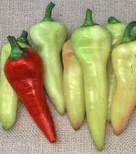 "Sweet Banana Pepper *Heirloom* (50 Seed's) ""FREE SHIPPING""<Non-GMO>"