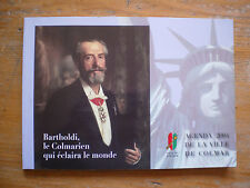 2004 Bartholdi le Colmarien  Agenda de la ville de Colmar