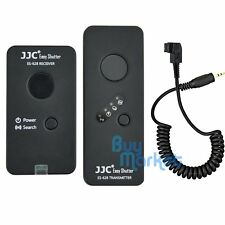 JJC Wireless Remote Control ES628S1 re. SONY RM-S1AM for A77II A99 A57 A35 etc.