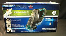 Bissell Pet Stain Eraser PowerBrush Portable Upholstery Carpet Cleaner Cordless