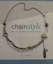 LIVRE/BOOK : creation de Bijoux  (Fabrication de Collier,necklace,chain