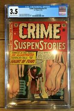 Crime SuspenStories 11 CGC 3.5 2132971008