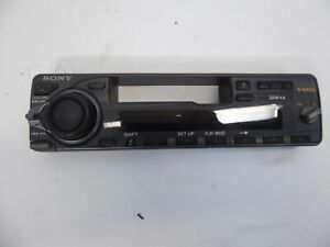 SONY XR-4890 CAR STEREO FACE PLATE ONLY