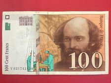 French 100 Francs 1997