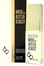 Alyssa Ashley Musk for Women EDT Spray 3.38 oz ~ BRAND NEW IN BOX
