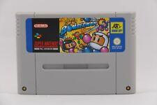 Super Bomberman für den Super Nintendo / SNES ( Bomber Man / Bombermann )