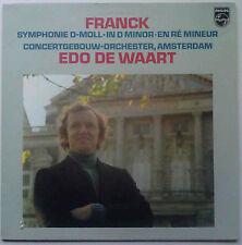 DE WAART/CONCERTGEBOUW ORCH FRANCK Symphonie D-Moll Philips 9500 605 NM